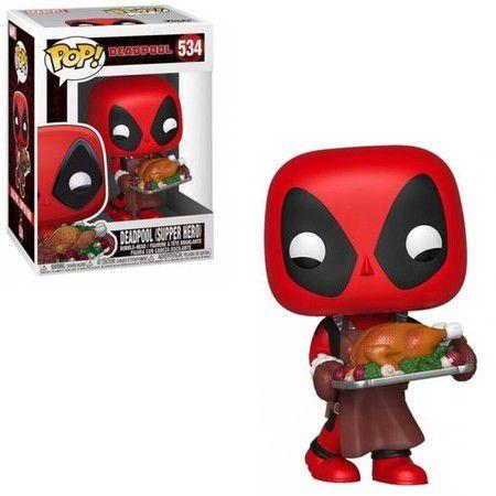Funko Pop! Deadpool - Deadpool #534