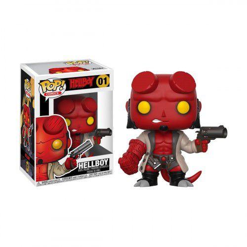Funko POP! Hellboy - Hellboy - #01