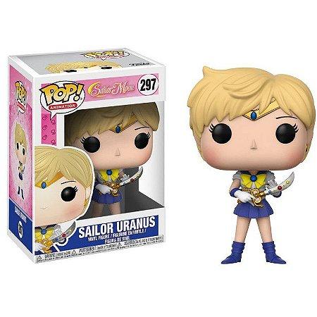 Funko Pop! Sailor Moon- Sailor Uranus- Urano #297