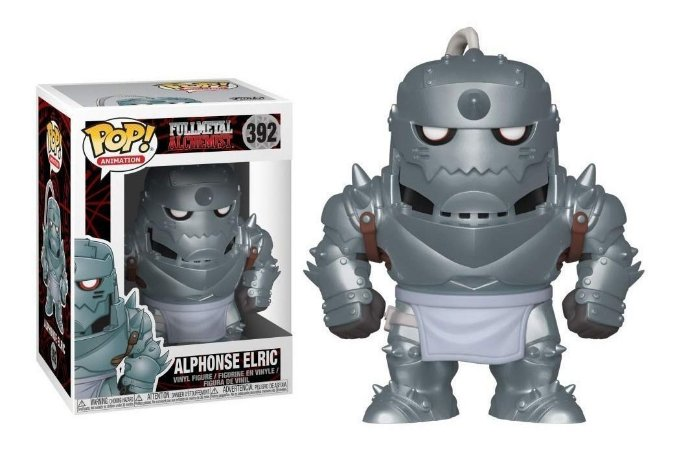 Funko Pop! Fullmetal Alchemist - Alphonse Elric #392