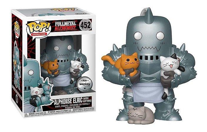 Funko Pop! Fullmetal Alchemist - Alphonse Elric #452