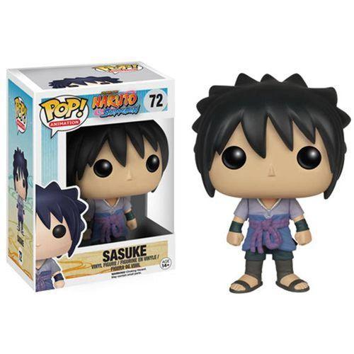 Funko Pop! Naruto: Shippuden - Sasuke #72