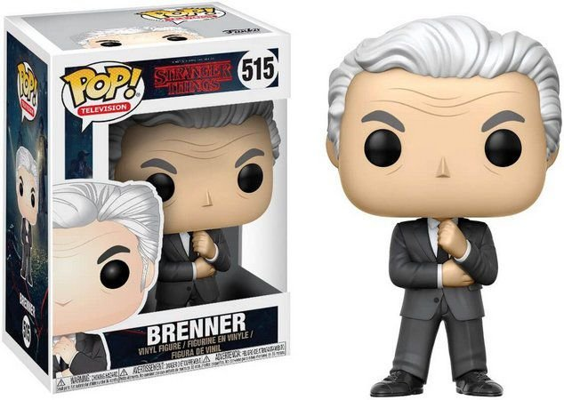Funko POP! - Stranger Things - Brenner #515