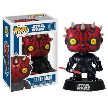Funko POP! Star Wars - Darth Maul #09