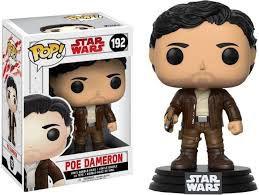 Funko POP! Poe Dameron - Star Wars #192