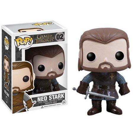 Funko Pop! Game of Thrones - Ned Stark #02