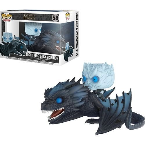 Funko Pop! Game Of Thrones - Night King & Icy Viserion  #58