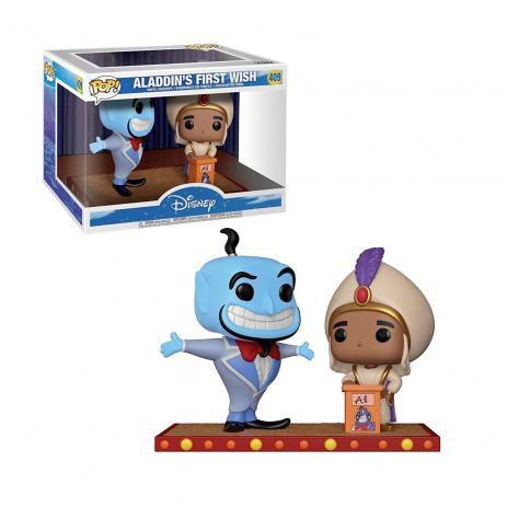 Funko Pop! Moments -Aladdin-  Aladdins First Wish/ Primeiro Desejo de Aladdin #409