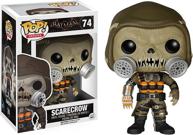 Funko Pop! Batman Arkham Knight-  Scarecrow  #74
