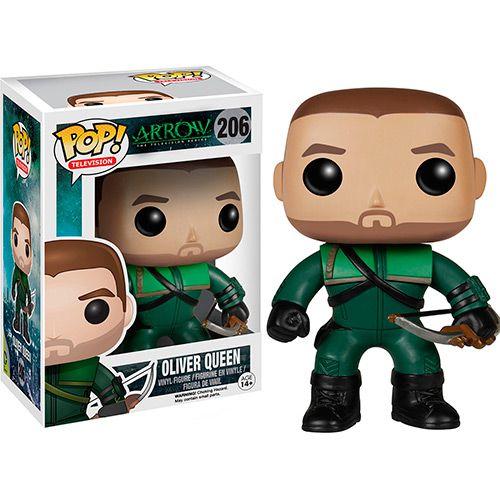 Funko POP! Oliver Queen- Green Arrow #206