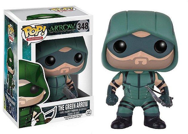 Funko POP! Arrow- Green Arrow #348