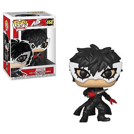 Funko Pop! Persona 5- Joker #468