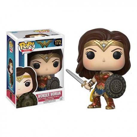 Funko Pop! Wonder Woman- Mulher Maravilha #172