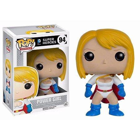 Funko Pop! Super Heroes - Power Girl #94
