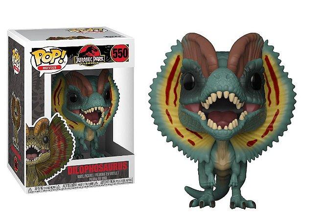 Funko POP! Jurrasic Park- Dilophosaurus #550