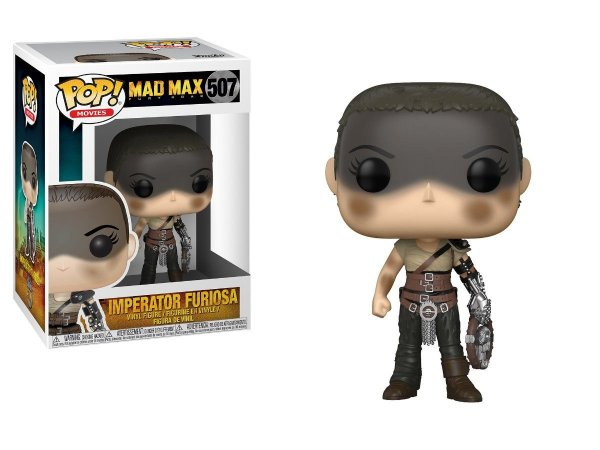Funko Pop! Mad Max Fury Road - Imperator Furiosa #507
