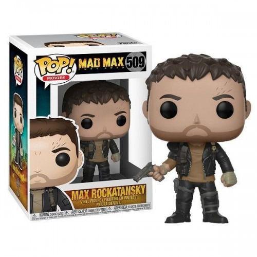 Funko Pop!  Mad Max Fury Road- Max Rockatansky #509