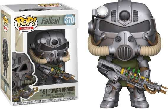Funko Pop! T-51 Power Armor: Fallout #370