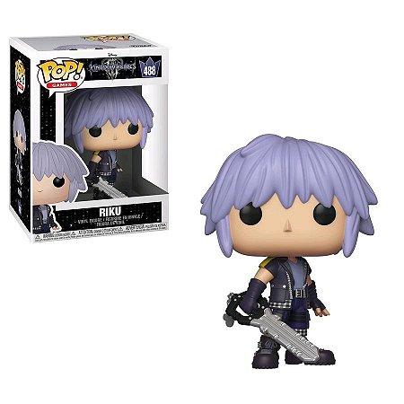 Funko Pop! Kingdom Hearts - Riku #488