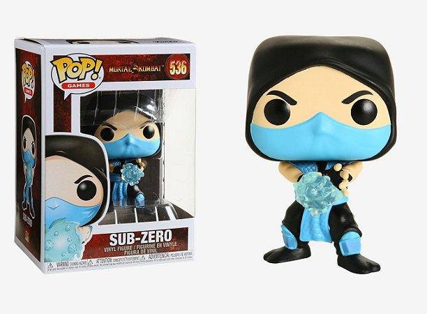 Funko Pop! Mortal Kombat - Sub-Zero #536