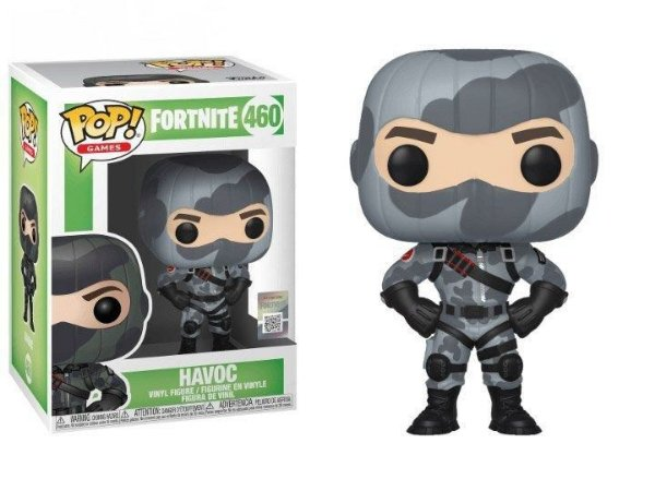Funko POP! Fortnite- Havoc #460