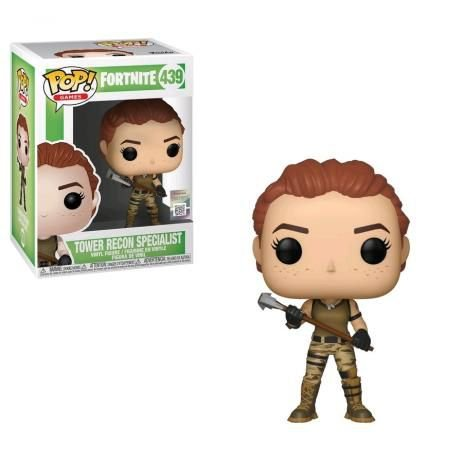 Funko POP! Fortnite- Tower Recon Specialist #439