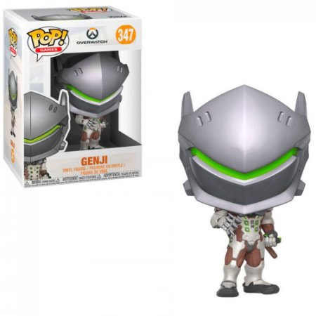 Funko POP! - Overwatch- Genji #347