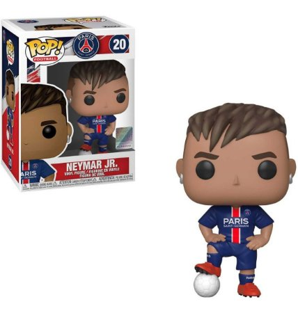 Funko POP! - Paris Sant German- Neymar JR. #20