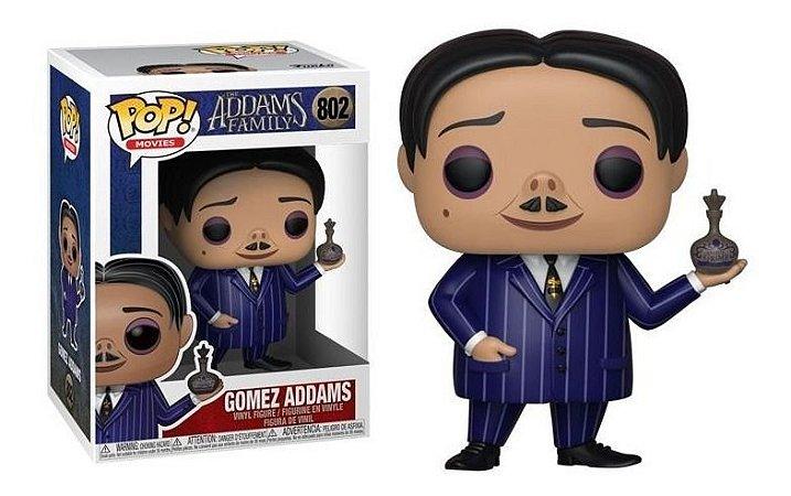 Funko POP! - Família Addams - Gomez #802