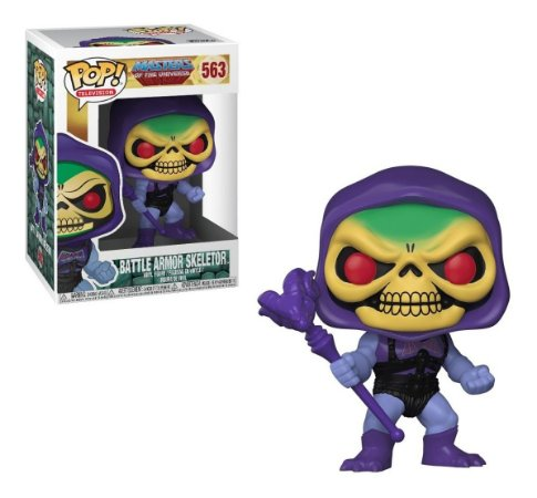 Funko POP! -He Man- Skeletor Battle Armor #563
