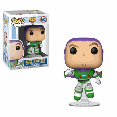 Funko POP! Toy Story- Buzz Lightyear #523