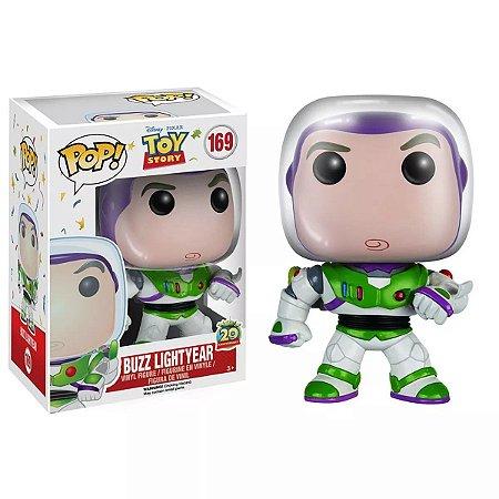 Funko POP! Toy Story- Buzz Lightyear #169