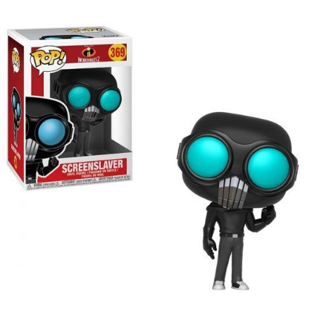 Funko POP! Os Incríveis- Screenslaver #369