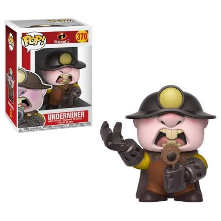 Funko POP! Os Incríveis- Underminer #307