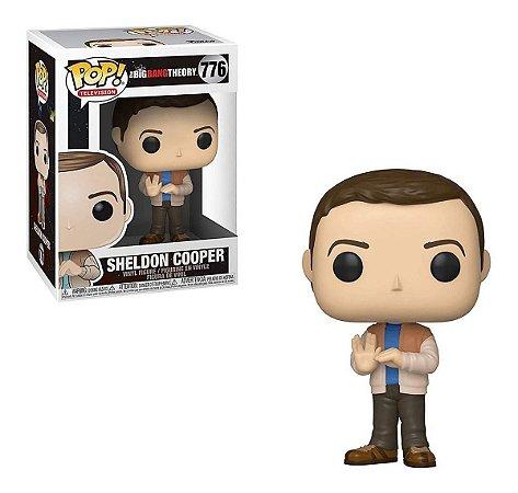 Funko POP! The Big Bang Theory- Sheldon Cooper #776