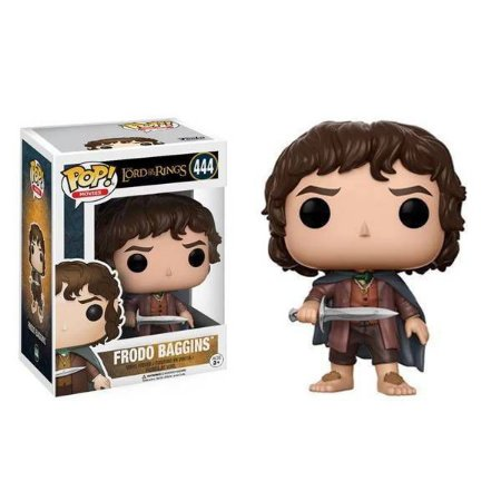 Funko POP! Lord Of The Rings- Frodo Baggins #444