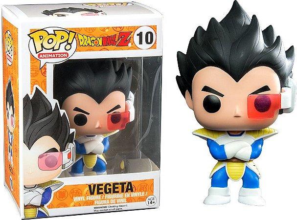 Funko Pop! Dragon Ball Z - Vegeta #10