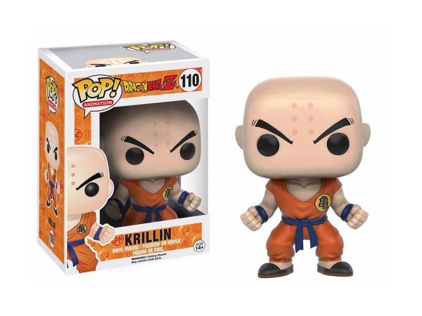 Funko Pop! Dragon Ball Z - Krillin #110