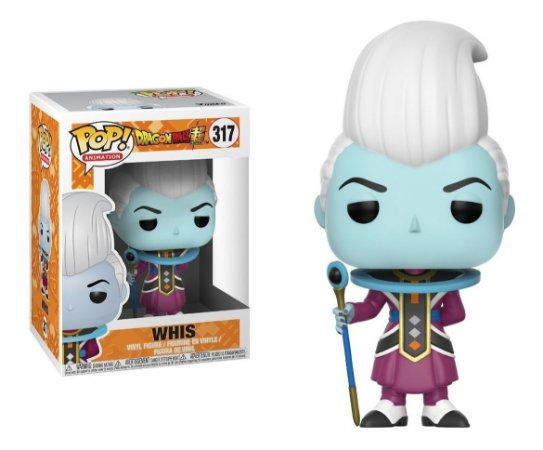 Funko Pop! Dragon Ball Z - Whis #317