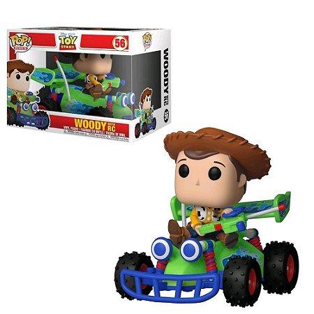 Funko Pop! Toy Story - Woody #56