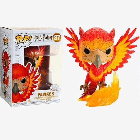 Funko Pop! Harry Potter - Fawkes (Fenix) #87
