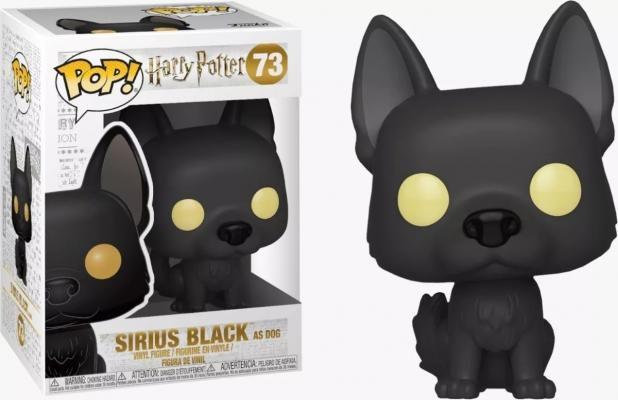 Funko POP! Harry Potter- Sirius Black as a Dog #73