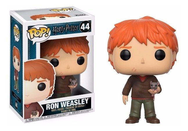 Funko POP! Harry Potter-Ron Weasley #44