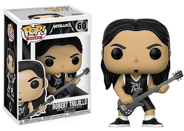 Funko POP! Metallica- Robert Trujillo #60