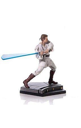 Obi Wan Kenobi - 1/10 Bds - Star Wars Ep. 1 - Iron Studios