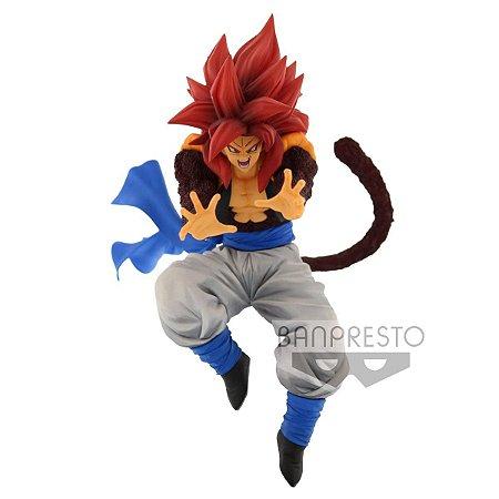 Gogeta SSJ4 Big Bang Kamehameha - Dragon Ball GT- Banpresto