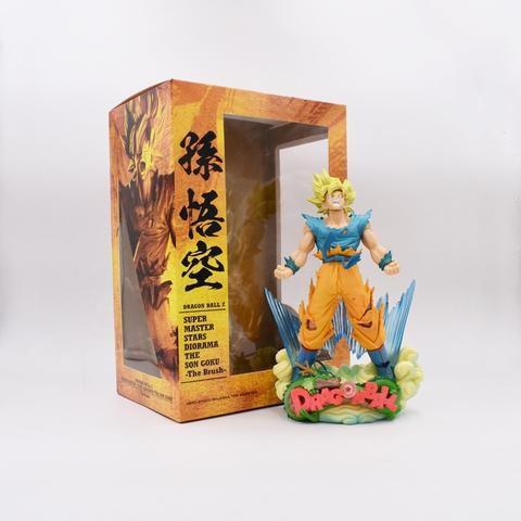 Diorama Son Goku- Dragon Ball Z