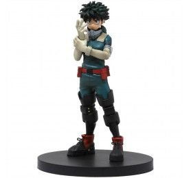 Izuku Midoriya ( Deku) - My Hero Academia - Age of Heroes Vol.1 - Banpresto