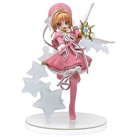Sakura Kinomoto - Card Captor Sakura : Clear Card Arc  (Rosa) - Taito Prize