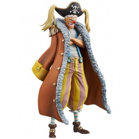 Buggy - Stampede The Grandline Men DXF Vol 6 - One Piece - Banpresto